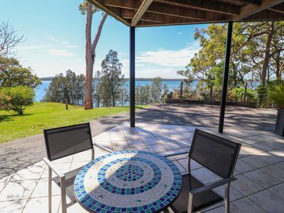 Photo for Glorious panoramic views of Lake Macquarie