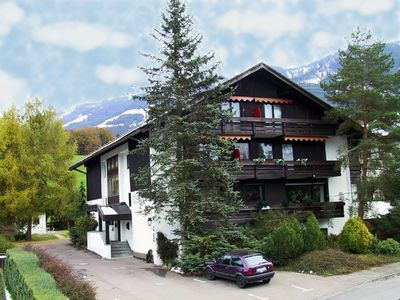 Photo for Vacation apartment w/quality furnishing,indoor pool & sauna on outskirts of town