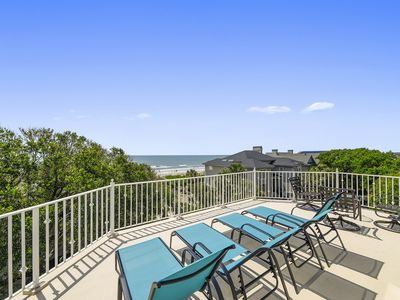 Ocean Views, 2nd Row Home, Private Pool and Spa