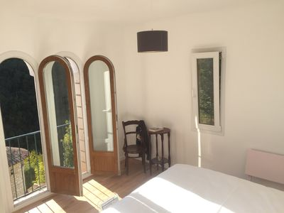 Photo for Stunning forest views right in the centre of Vence - newly renovated villa