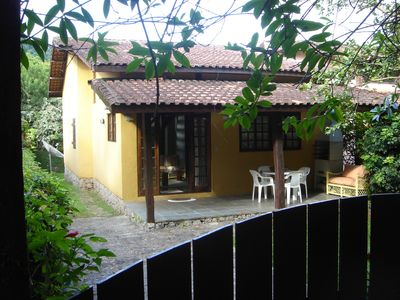Photo for House in residential, integrated with nature, with barbecue.