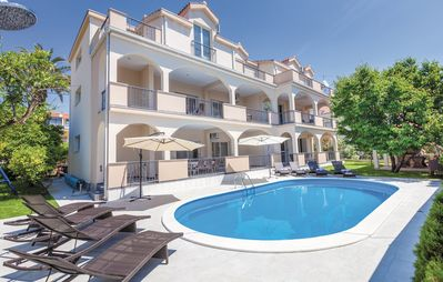Photo for Kastela Apt for 6 with Pool & Playground