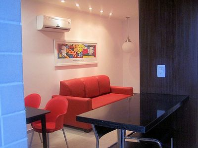Photo for APART HOTEL LUXURY IN IPANEMA WITH GARAGE SPACE