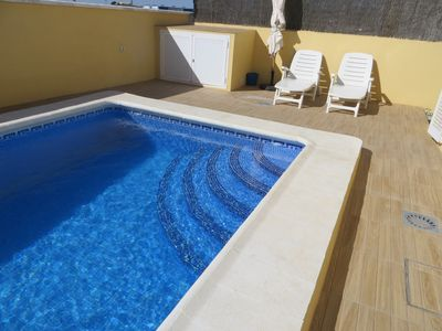 Photo for luxury villa  with private  pool in Malaga  from 59€/night