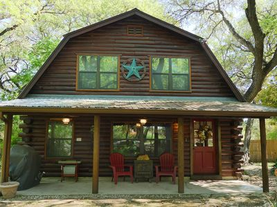 Log Cabin Get Away- Two Private River Parks
