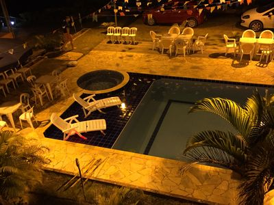 Photo for Site with pool and party area, located in the city of São Roque.