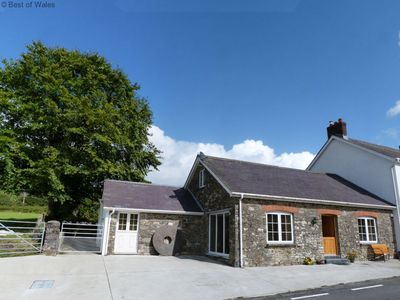 Photo for Yr Efail -  Cosy Cottage, Mountain Biking, Forest Walks