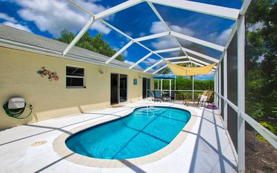 Photo for Family friendly holiday home with pool and whirlpool