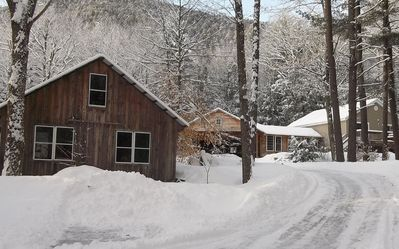 Photo for Whittier Retreat . Mountain side home in Tamworth, NH
