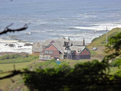 Charming Old Oceanfront House