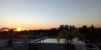 Photo for Beautiful new aparment,  great neighborhood, 2 bedrooms, pool, great view!