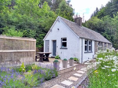 Photo for 1BR Cottage Vacation Rental in Pitlochry, Scotland
