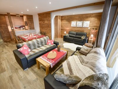 Photo for Apprt Majestic Authentique Centre Alpe d'Huez - Apartment for 8 people in L'Alpe d'Huez