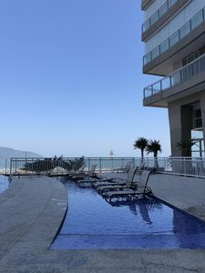 Photo for Apt sea view with complete leisure