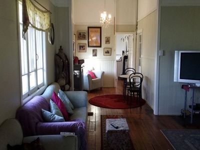 Photo for 1BR Guest House Vacation Rental in Moore, QLD