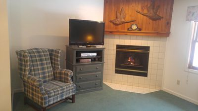 Photo for 1BR Condo Vacation Rental in Woodstock, New Hampshire