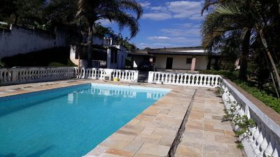Photo for Magnifico Sitio 25 min from São Paulo R $ 400,00 daily up to 10 guests - Must not miss