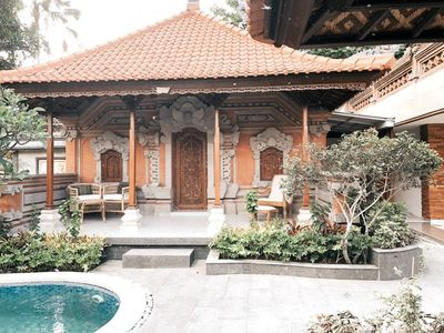 Photo for Artful Living at Superior Balinese 2 BR in Ubud