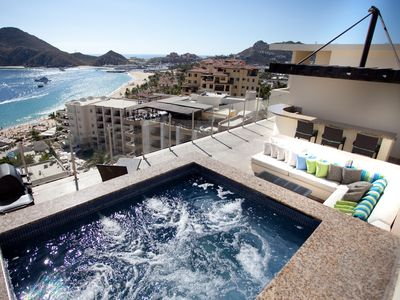Photo for Spectacular PENTHOUSE in the HEART of Cabo San Lucas