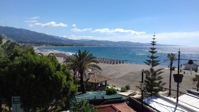 Photo for Superb location! Top floor apartment with stunning panoramic views Pto. Banus