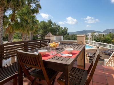 Photo for Vacation home Osa Menor in Jávea/Xàbia - 6 persons, 3 bedrooms