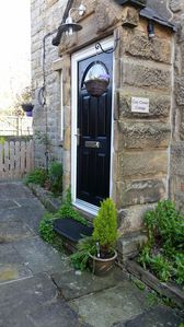 Photo for Cosy Corner  Cottage just a walk away from Chatsworth House and Bakewell
