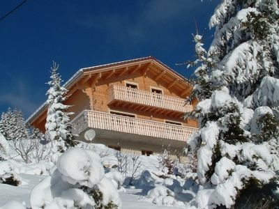 Photo for Apartment on the ski slopes Jura