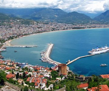 Photo for 2BR Apartment Vacation Rental in ANTALYA