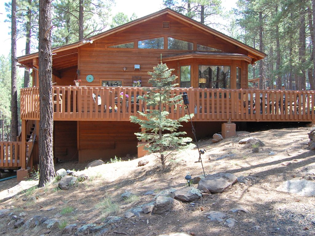 flagstaff photo large cabin gallery cabins in rentals