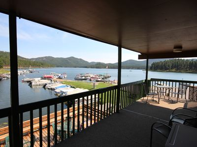 Photo for Stunning Lakefront Rental in the Black Hills - SHERIDAN LAKE. ADA Accessible!