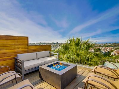 Point Loma Oasis - Private Home w/ Panoramic Views! Perfect Getaway for Families