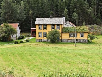 Vacation home Liabygda  in Stranda, Northern Fjord Norway - 8 persons, 4 bedrooms