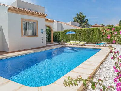 Photo for 2 bedroom Villa with A/C + Wi-Fi, a short drive from amenities & the beach