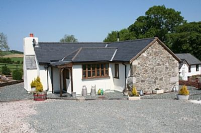 Photo for Lovely 5* Converted Barn In Private And Convenient Location To Coast & Mountains