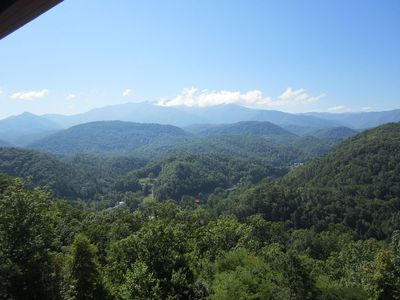 Photo for Vacation in the beautiful Smokies - 4 star resort + Water Park