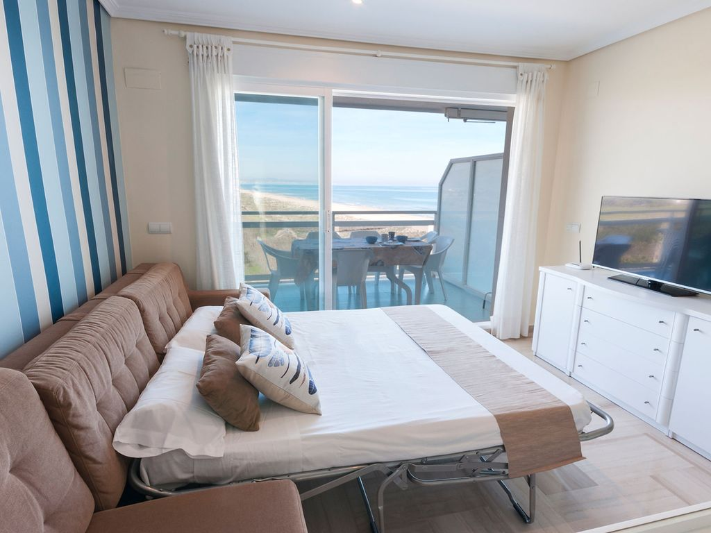 Property Image#10 Luxury Apartment 35 Meters From Gandia Beach And Beautiful  Sea Views