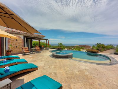 Photo for Luxury, Rooftop Deck, Pool, Spa, Double-Gated, Beach Club, & Nearby Golf!