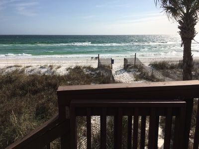 Beachside Townhomes  on the Beach with  Spectacular Sunsets