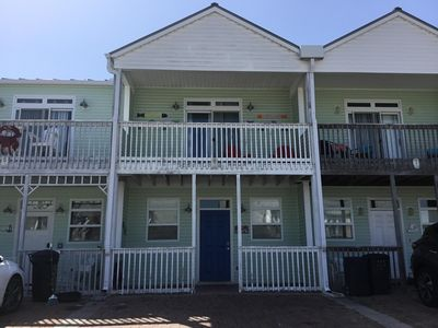 Photo for A Wave From It All - 2 story Townhouse   2 Bed/2.5 bath/sleeps 6