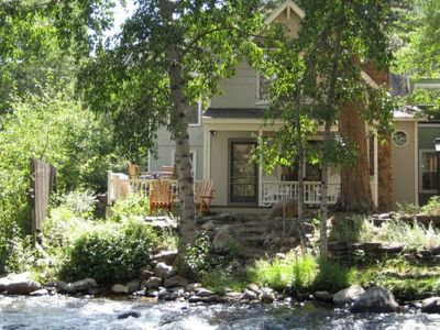 Photo for Fish From the Porch - All 5 Star Reviews - Close to RMNP - 3 Beds - 3 Bath #3305