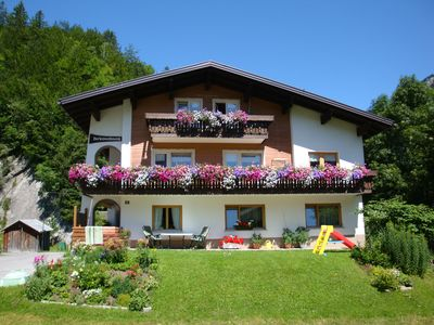 Photo for Beautiful apartment in Au in the Bregenz Forest