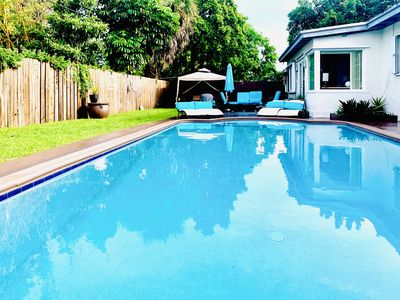 """Photo for ** NEW LISTING IN AVENTURA, SOUTH FLORIDA ** HUGE POOL  """"CORONA FREE PROPERTY"""""""