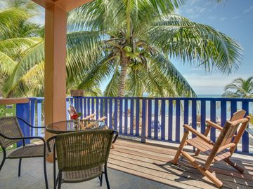Sunrise Suite at Coconut Row, Center Hopkins on the Beach!
