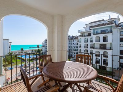 Photo for 2 bedroom apartment, sea views