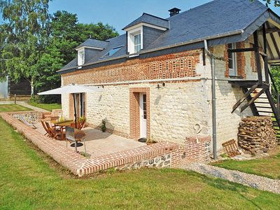 Photo for Vacation home Fleurs de Caux  in Breaute, Normandy / Normandie - 5 persons, 3 bedrooms