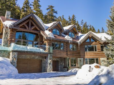Photo for Stunning High End Luxury Chalet in prestigious Blueberry Hills, Sleeps 12