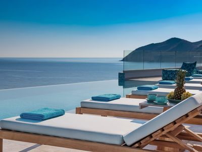 Photo for Thalassa Residence, one of the most stunning properties in Crete!