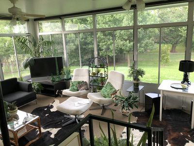 Photo for In-Town MidCentury Peaceful Oasis