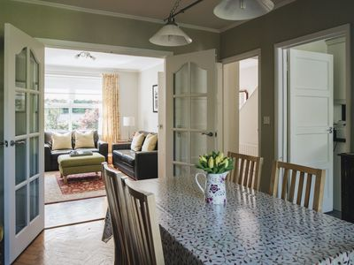 Photo for Cottage style holiday let in Portrush, N.Ireland. Loving decor, beaches nearby, golf & lively town