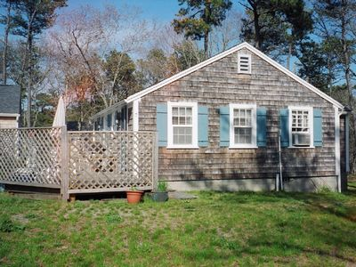 Photo for Cute Cape Cod Cottage, 2 bds/2baths, huge pool, in Wellfleet MA